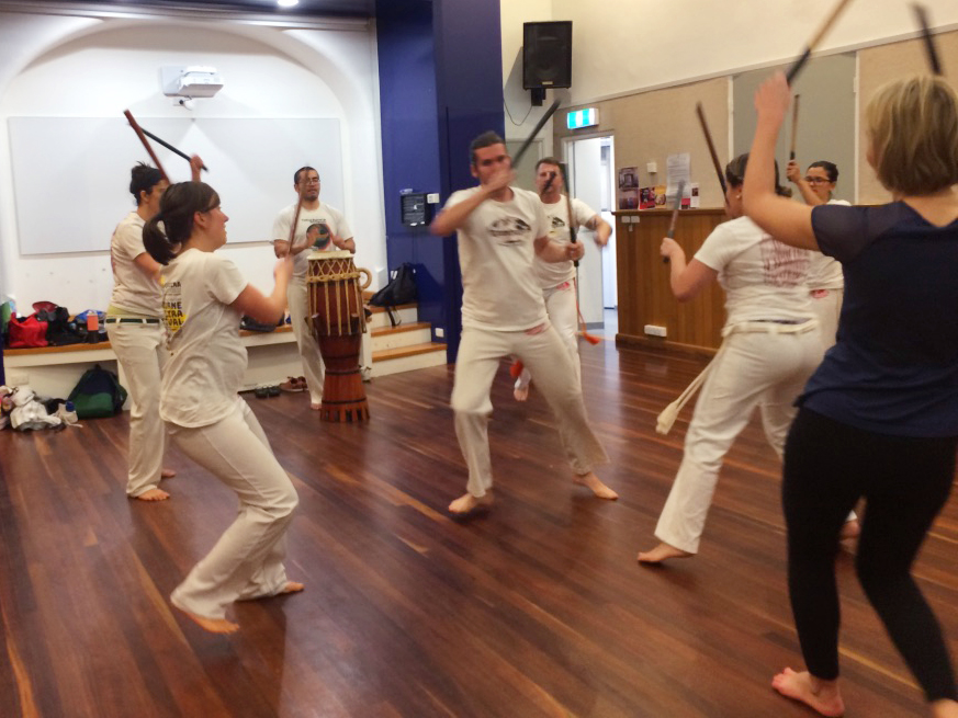 Capoeira Classes Port Melbourne 1