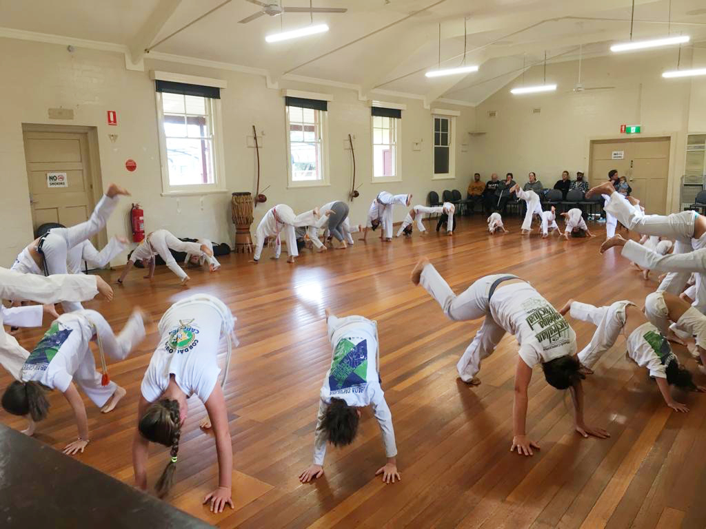 Capoeira Classes Brunswick East 3
